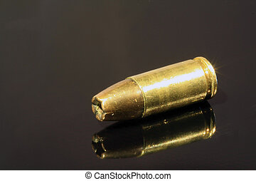 hollow-point, 黒, 9mm