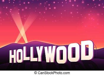 hollywood, dombok
