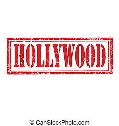 Hollywood-stamp