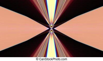 holographic, élégant, transformer, géométrique, arrière-plan., nostalgique