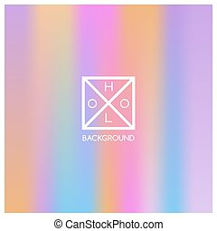 Holographic background. Holo sparkly cover. Iridescent...