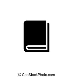 Holy Bible Book Flat Vector Icon