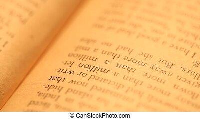 Holy bible - Close up of a Holy Bible