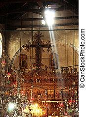 Holy Church Of The Nativity Bethlehem Israel