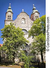 Holy Cross Church Landsberg