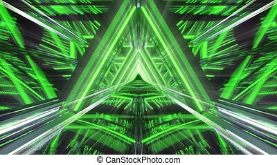green lights and holy glowing - the perfect dj loop for muician or djs