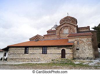 Holy Mary Peribleptos church