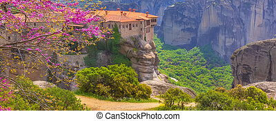 Holy Monastery of Varlaam, Meteora, Greece - Orthodox ...