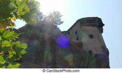 Holy Monastery Varlaam, Meteora, Greece Thessaly