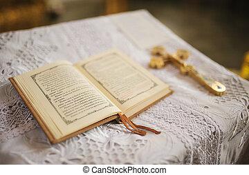 Holy orthodox book