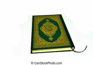 Holy Quran - Holy Quran with white background