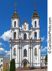 Holy Resurrection Church, Vitebsk, Bellarus - Holy ...
