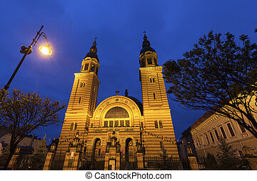 Holy Trinity Cathedral in Sibiu