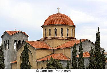 Holy Trinity Church Athens