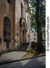 Holy Trinity church in Vilnius