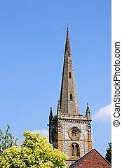 Holy Trinity church, Stratford.