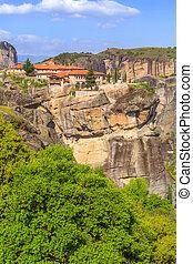 Holy Trinity Monastery, Meteora, Greece - Holy Trinity ...