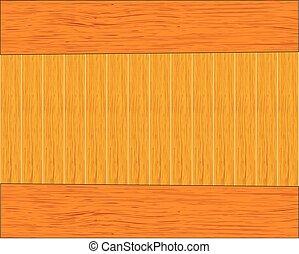 holz, texture., hintergrund, altes , panels-vector