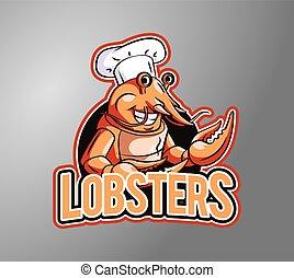 homar, mistrz kucharski