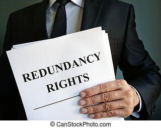 hombre, derechos, law., tenencia, redundancia