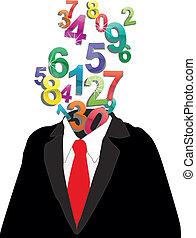 hombre, números