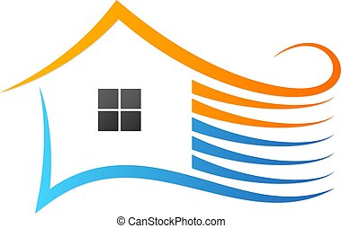 Home air conditioner design
