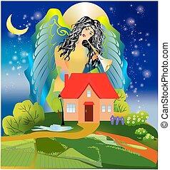 Home angel