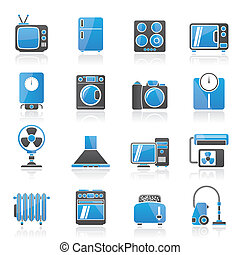 home appliances and electronics ico