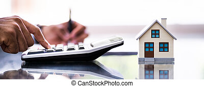 Home Appraiser Appraisal. Real Estate House Tax