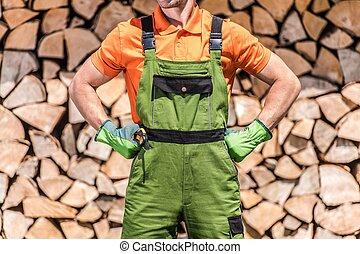 Home Backyard Job