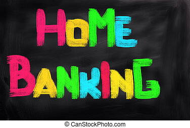 home-banking, begriff