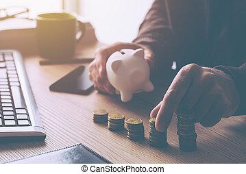 Home budget calculation