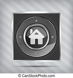home button icon