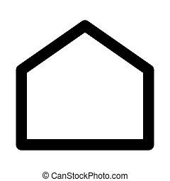 Home Button Web Icon - msidiqf