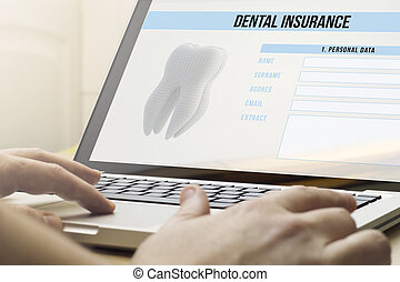 home computing dental insurance