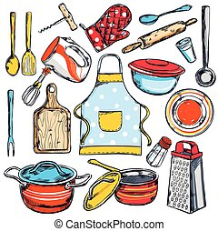 Home Cooking Elements Set