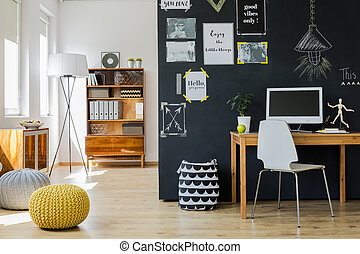 Home design with various styles - Modern designed, bright...