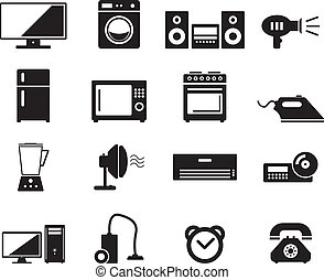 Home Device set for your design