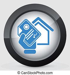 Home document icon