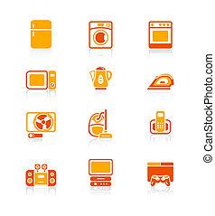 Home electronics | JUICY series