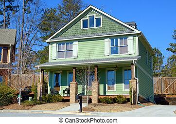 Home Exterior - Exterior of a nice home