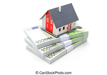 Home finances, building savings and realty investments ...