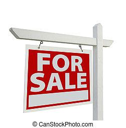 For Sale Real Estate Sign