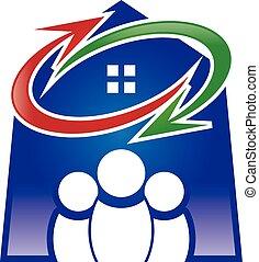 Home Group Exchange Logo