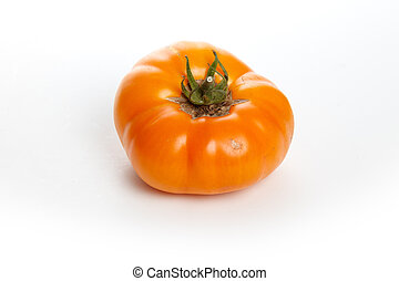 home grown tomato at Vancouver BC Canada