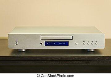 Home hifi CD player