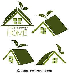 Home Icon Set