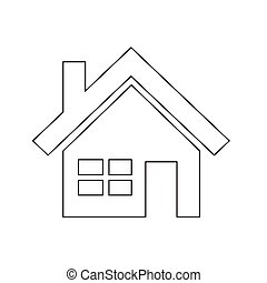 home icon Vector Illustration