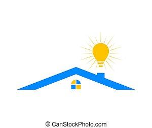 Home Idea Logo Design