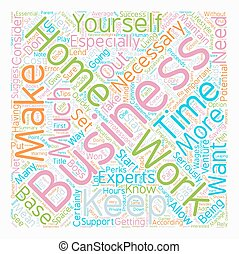 Home Improvement Equity Loans text background wordcloud concept